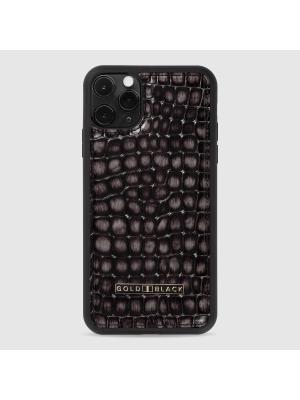 غطاء جوال ايفون 11 برو ماكس (ميلانو) - رمادي
